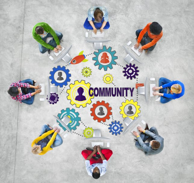 Community Culture Society Population Team Tradition Concept